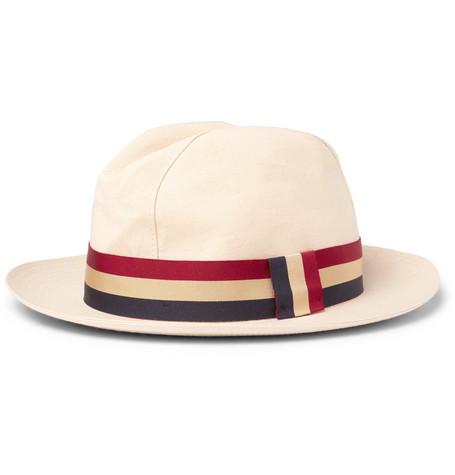 236e4308b10 LOCK   CO HATTERS MONACO COTTON-CALICO TRILBY HAT
