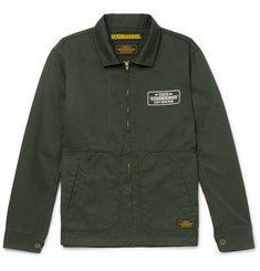 Neighborhood Drizzler Twill Jacket