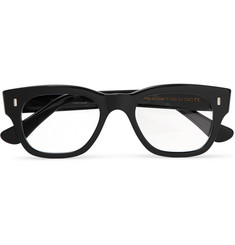 Cutler and Gross Square-Frame Acetate Optical Glasses