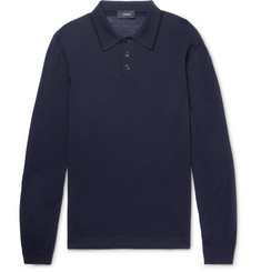 Joseph - Slim-Fit Merino Wool Polo Shirt