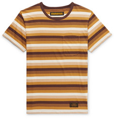 Neighborhood Striped Cotton-Jersey T-Shirt