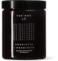 The Nue Co. - Prebiotic + Probiotic, 90 Capsules