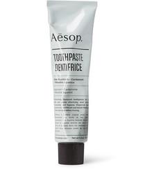 이솝 치약 Aesop Toothpaste, 60ml,Colorless
