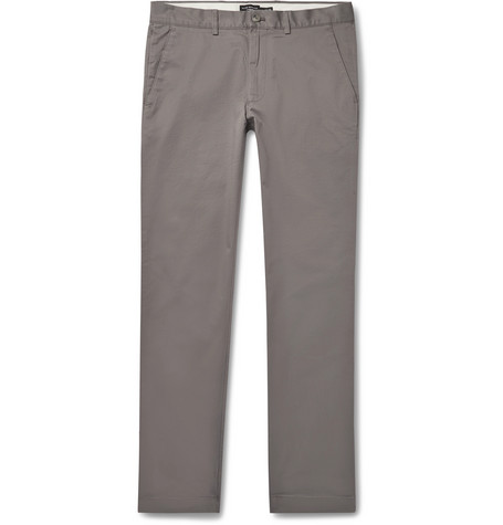 Hot Connor Slim-fit Stretch-cotton Twill Chinos Club Monaco Buy Cheap For Sale Best Seller Cheap Price Outlet 100% Guaranteed From China Cheap Price pahRa9FL