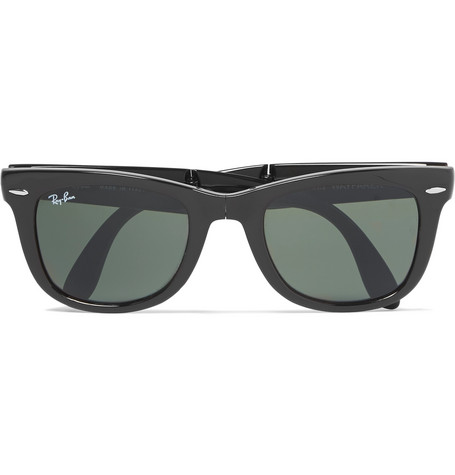 a835ce7af7441 Ray-Ban - Wayfarer Folding Acetate Sunglasses