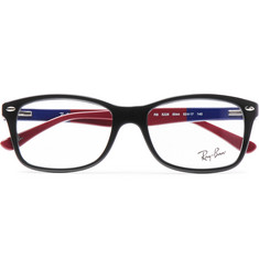 Ray-Ban - Wayfarer D-Frame Acetate Optical Glasses