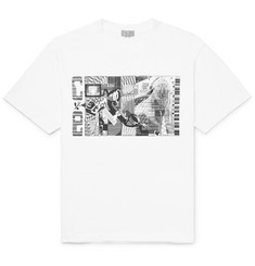Cav Empt MD Telephony Printed Cotton-Jersey T-Shirt