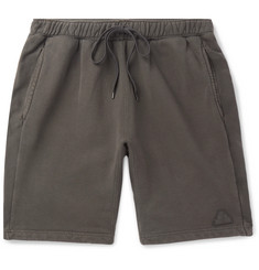 Cav Empt Loopback Cotton-Jersey Shorts