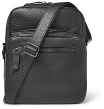 4ede9789c0f9 Saint Laurent - Rivington Race Leather-Trimmed Canvas Messenger Bag