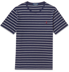 Polo Ralph Lauren Striped Cotton-Jersey T-Shirt