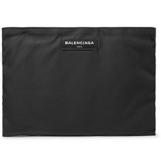 Balenciaga Explorer Canvas Pouch
