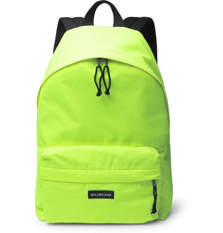Explorer Neon Ripstop Backpack Balenciaga B5i0pf38