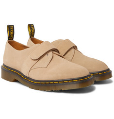 Engineered Garments - + Dr Martens Suede Derby Shoes