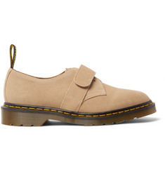 Engineered Garments + Dr Martens Suede Derby Shoes