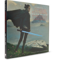 Abrams - The Art of Star Wars: The Last Jedi Hardcover Book