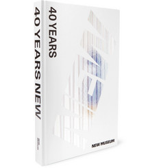 Phaidon - New Museum: 40 Years Hardcover Book