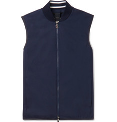 Z Zegna TECHMERINO Wool Gilet