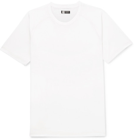 Techmerino Wool T-shirt - White