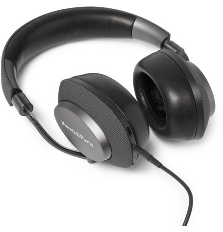 BOWERS & WILKINS Px Foldable Wireless Headphones in Black