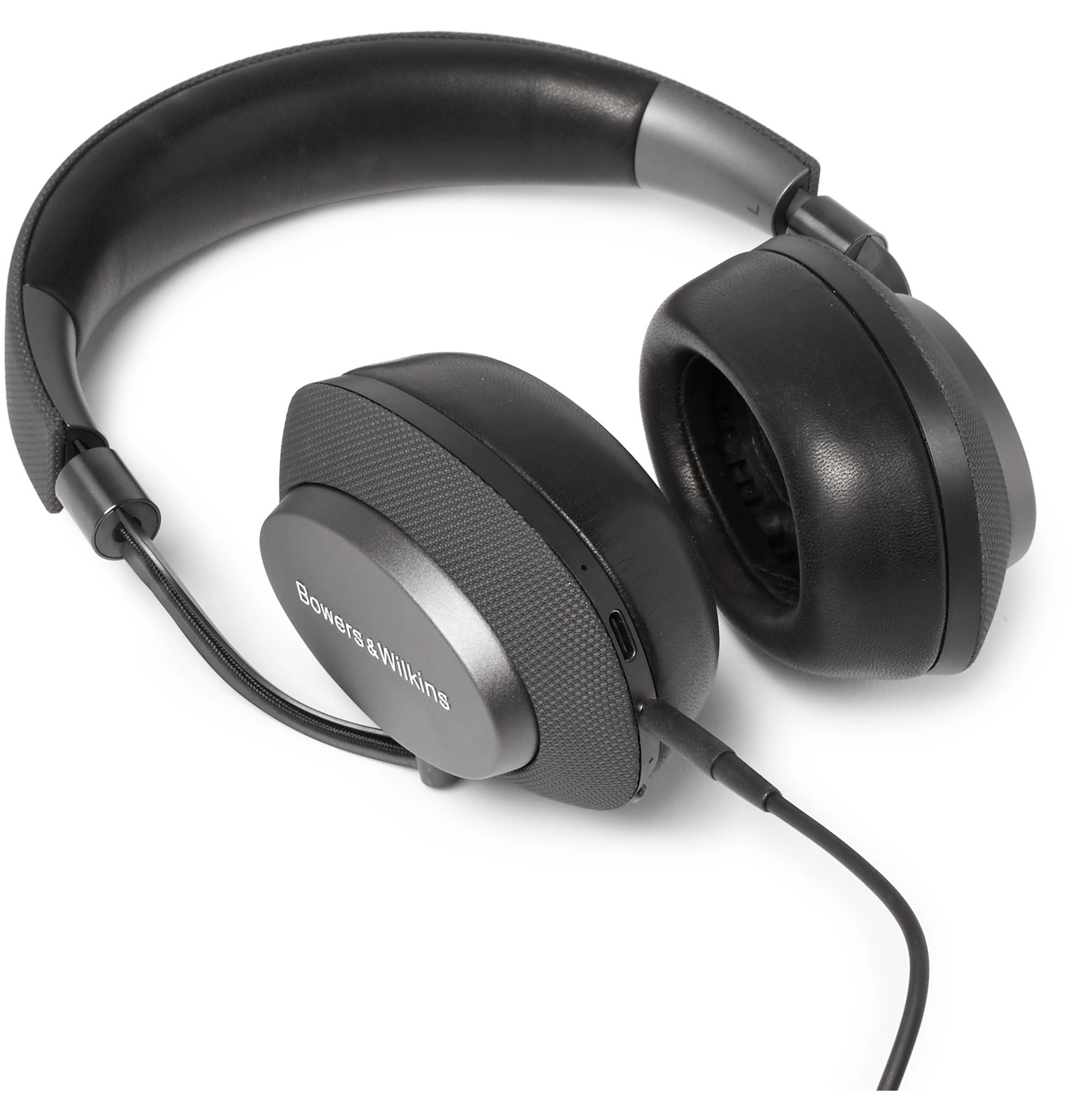 Bowers Wilkins Px Foldable Wireless Headphones Active Noise Cancelling Wilkinspx