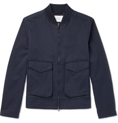 Mr P. - Cotton-Twill Blouson Jacket