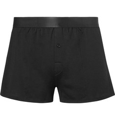 CDLP Cotton-Jersey Boxer Shorts