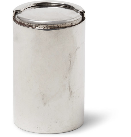 TIFFANY & CO. STERLING SILVER QUARTER DISPENSER