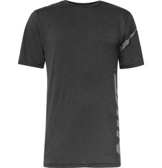 Nike Training Breathe Printed Mélange Dri-FIT T-Shirt
