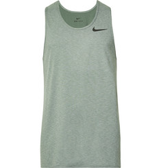 Nike Training Breathe Mélange Dri-FIT Tank Top