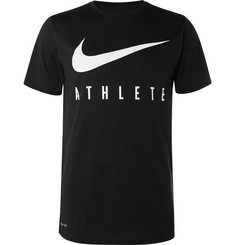 Nike Training - Logo-Print Dri-FIT T-Shirt