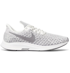 Nike Running Air Zoom Pegasus 35 Stretch-Knit Sneakers