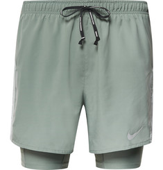 Nike Running - Flex Distance 2-in-1 Dri-FIT Shorts