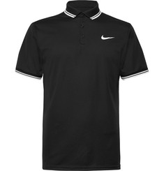 Nike Tennis NikeCourt Dry Dri-FIT Piqué Tennis Polo Shirt