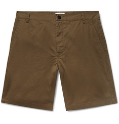 Sandro Slim-Fit Stretch Cotton-Twill Shorts