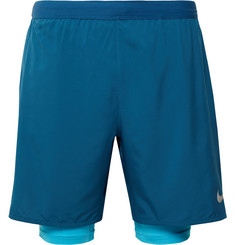 Nike Running - Distance Slim-Fit 2-in-1 Dri-FIT Shorts