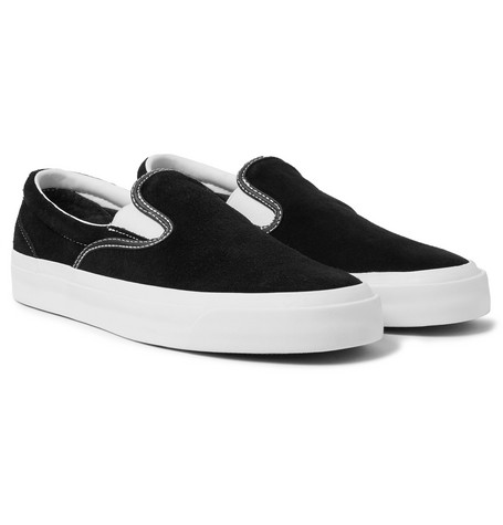 570f6849cf Converse - One Star CC Suede Slip-On Sneakers