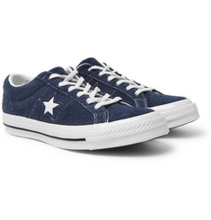 Converse - One Star OX Suede Sneakers