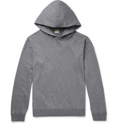 Massimo Alba Cotton and Cashmere-Blend Hoodie