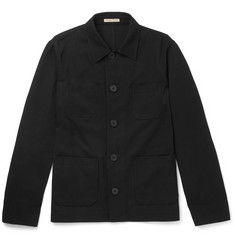 Bottega Veneta Textured Cotton-Blend Jacket