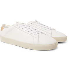 Saint Laurent - SL/06 Court Classic Leather Sneakers