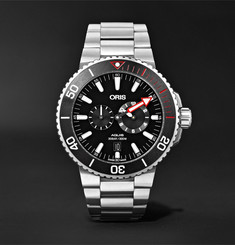 Oris - Aquis Regulateur Der Meistertaucher Automatic 43.5mm Titanium Watch
