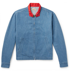 KAPITAL Denim Blouson Jacket