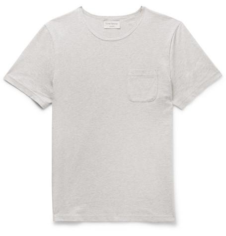 OLIVER SPENCER LOUNGEWEAR Comfort Cotton-Jersey T-Shirt