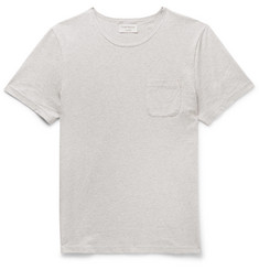 Oliver Spencer Loungewear Comfort Cotton-Jersey T-Shirt