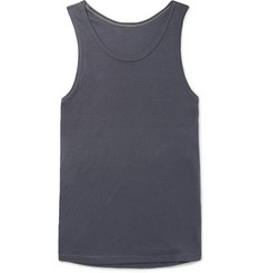 Secondskin Air Knit Cotton-Jersey Tank Top