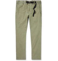 Remi Relief Slim-Fit Cotton-Twill Chinos