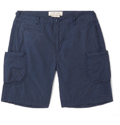 Remi Relief Slim-Fit Cotton and Nylon-Blend Cargo Shorts