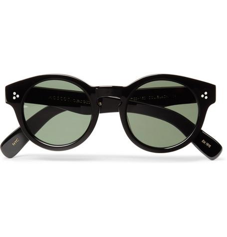 f67cd296c Moscot - Grunya Round-Frame Acetate Sunglasses