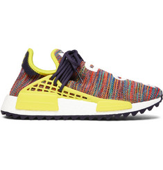 adidas Originals + Pharrell Williams Hu NMD_TR Primeknit Sneakers