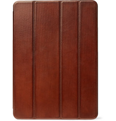 Berluti + Native Union Polished-Leather iPad Case